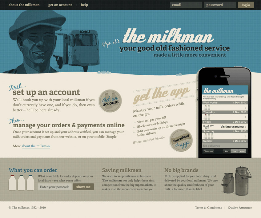 The Milkman Screenshot 1